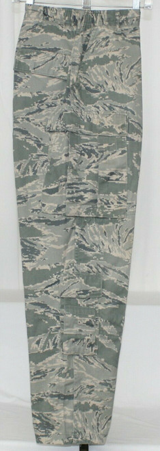Pre-Owned Men's Military Issue Utility Air Force Camo Trousers Sz. 36S