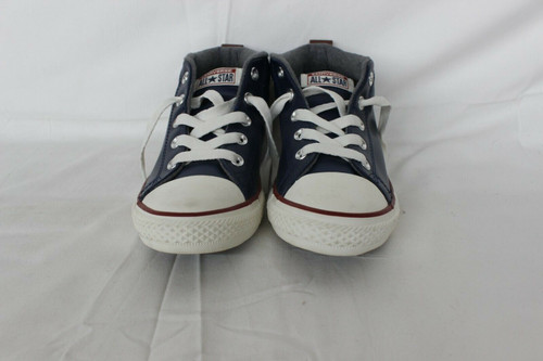 Converse All Star Junior's  Blue Street Chuck Leather 658103C Size 3