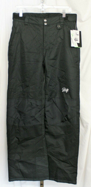 Drift Youth Insulated Ski Pants In Black Sz. Youth XL
