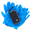 Gloves Travel Case w/ 5 pairs of Nitrile Gloves