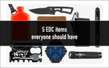 5 EDC items everyone should have