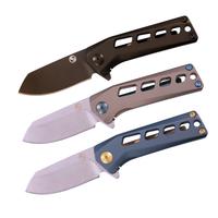StatGear Slinger Quick-Deploy D2 Steel Blade Pocket Knife