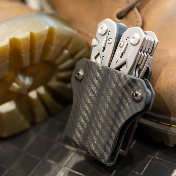Kydex Sheath for Gerber Suspension