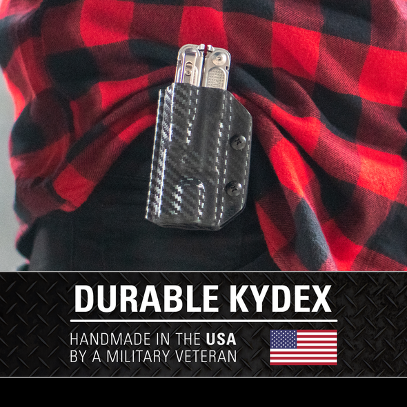 Kydex Sheath for the Leatherman Free P2
