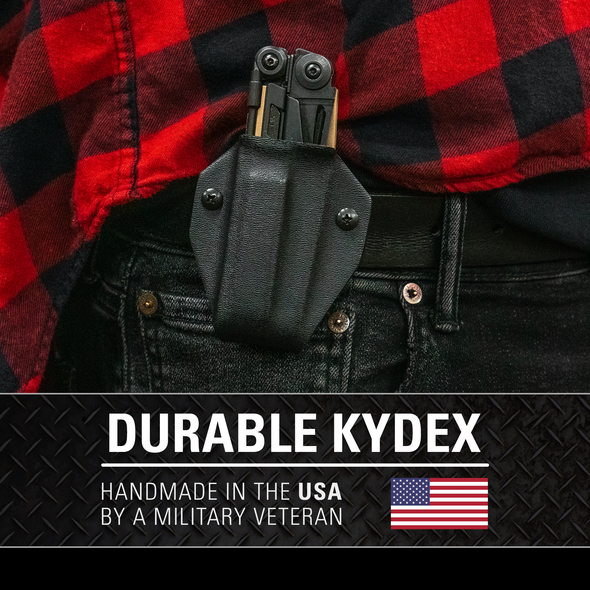 Kydex Sheath for the Leatherman MUT