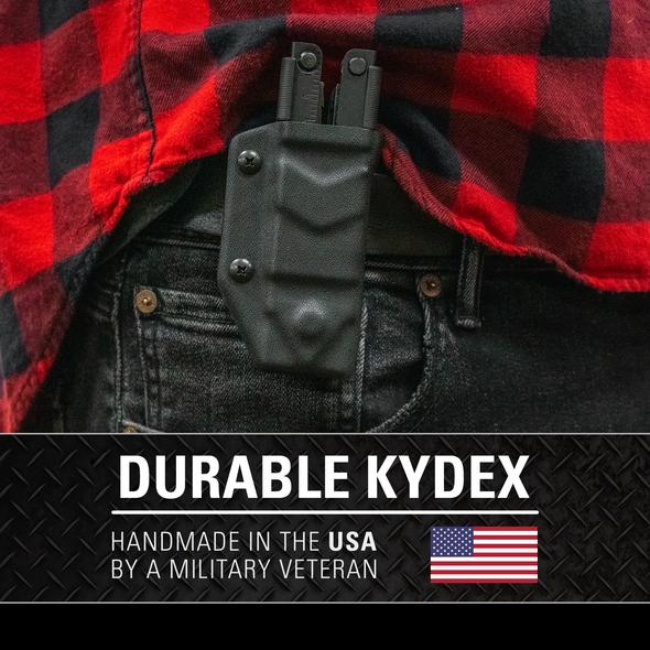 Kydex Sheath for the Gerber MP600