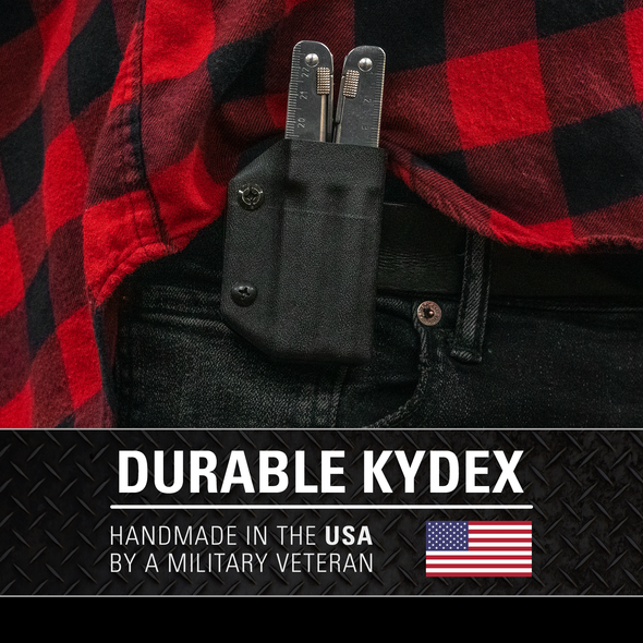 Kydex Sheath for the Victorinox Swisstool