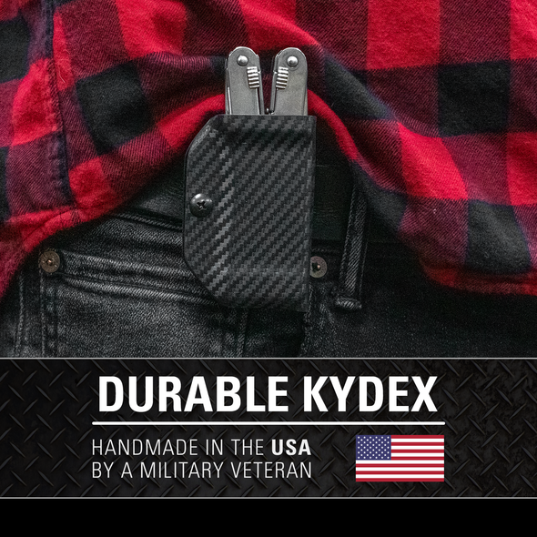 Kydex Sheath for the Victorinox Spirit