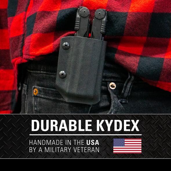 Kydex Sheath for the Gerber Diesel