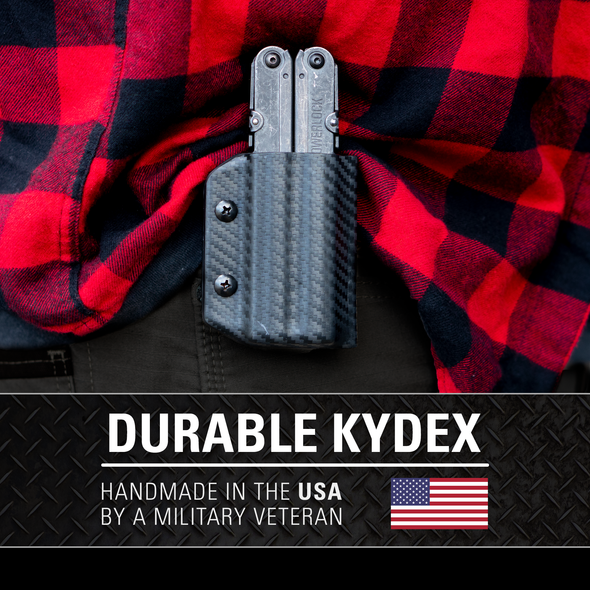 Kydex Sheath for the SOG POWERLOCK
