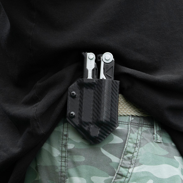 Copy of Kydex Sheath for the Gerber CENTER-DRIVE