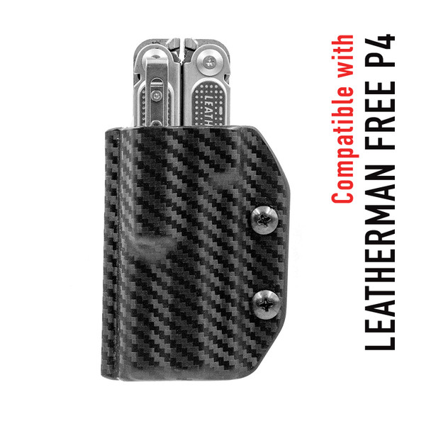 Kydex Sheath for the Leatherman Free P4
