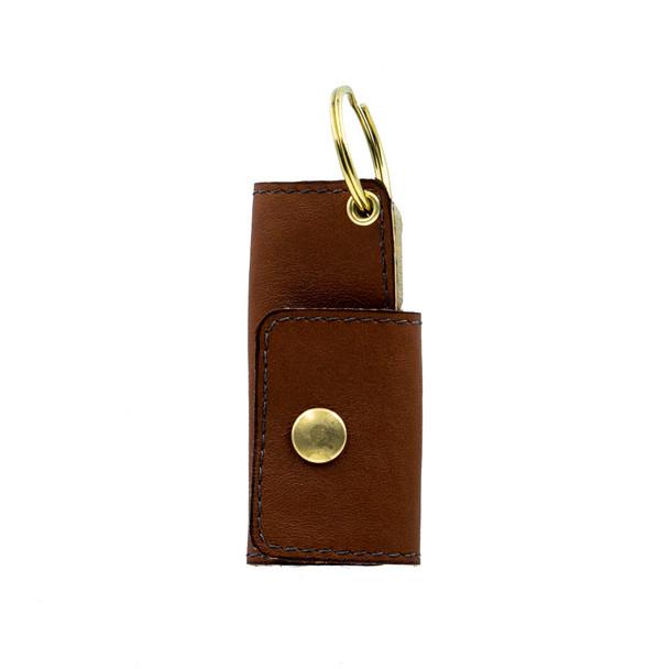 Genuine Leather KeyKuff for the Hygiene Hand