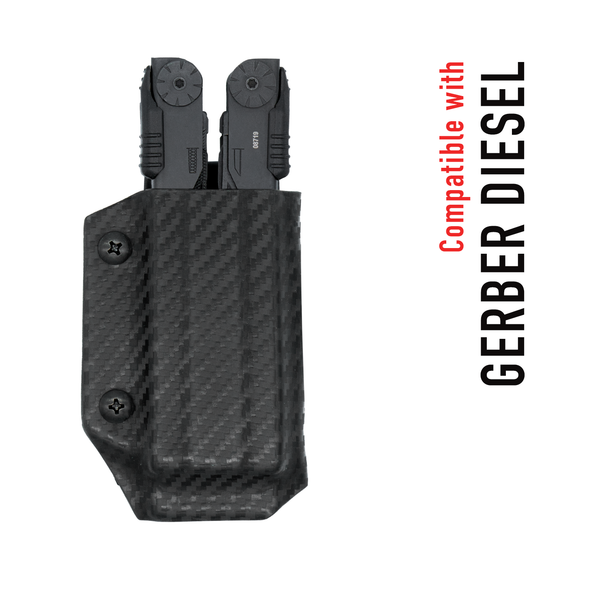 Kydex Sheath for the Gerber Diesel