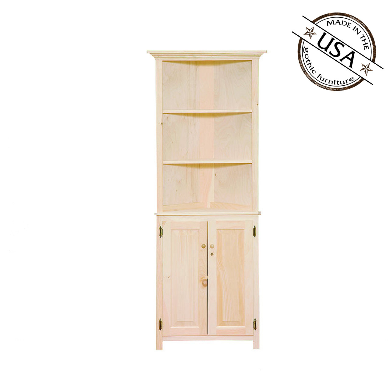 Corner Cabinet Gothic Furniture Gd