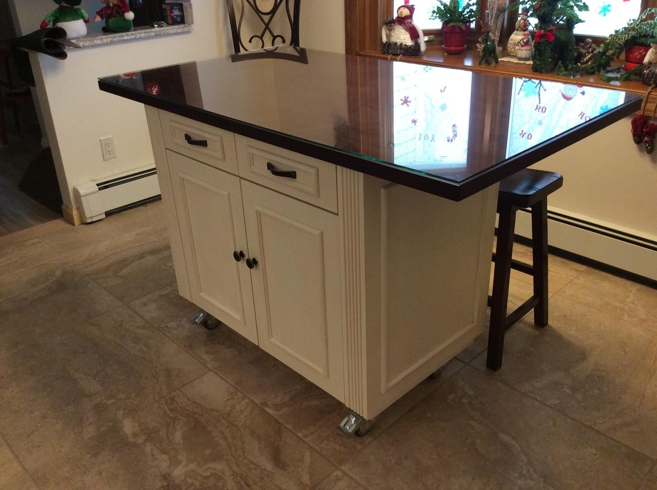 Custom - Kitchen Island | Gothic Furniture Custom