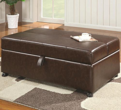 Pandora Ottoman Folding Bed