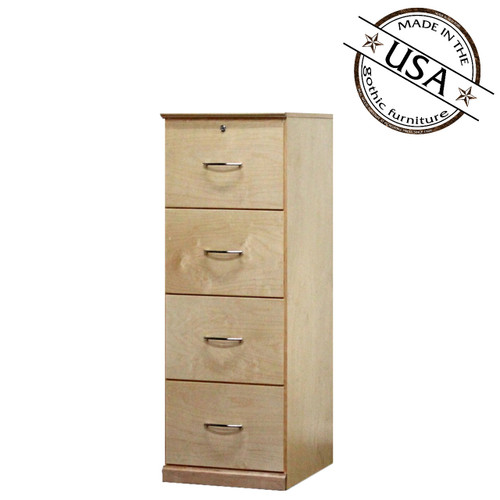 Solid Wood Filing Cabinets   2 Drawer, 3 Drawer, 4 Drawer Solid Wood File  Cabinets