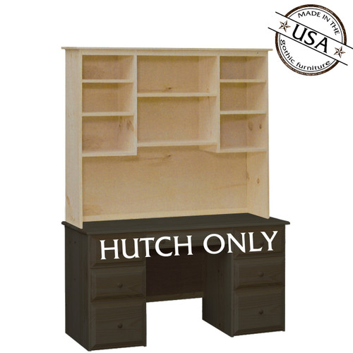 "Riverdale Hutch, 57"" Wide"