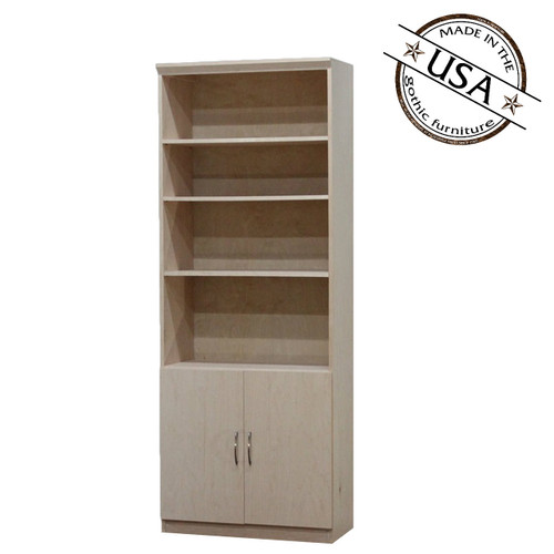 low priced c3b2f 8e2b6 Solid Wood Bookcases, Birch Bookcases, Unfinished Bookcases