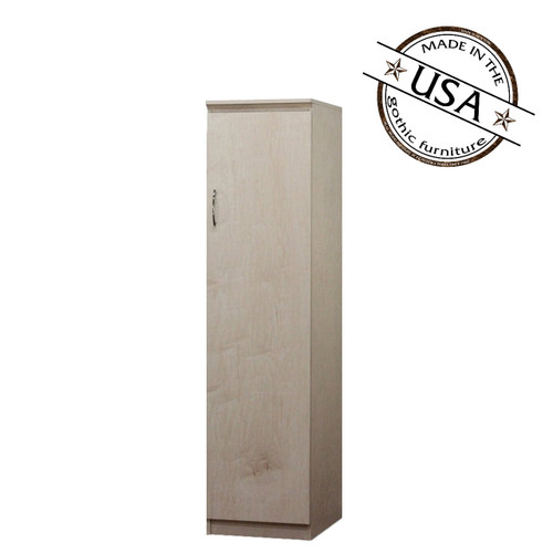 Flat Iron Slim Linen Closet (right side)