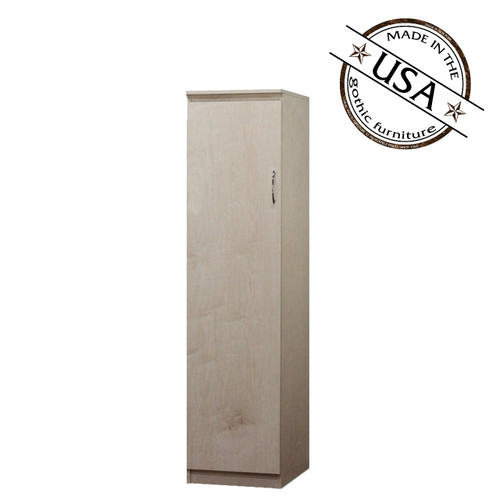 Flat Iron Slim Linen Closet (left side)