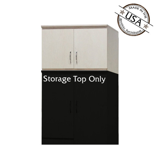 Flat Iron Storage Top