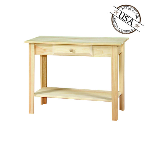 Sofa Table With One Shelf