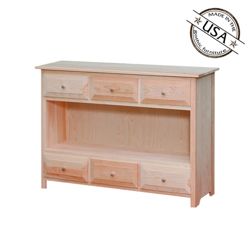 6 Drawer Hunter Cabinet