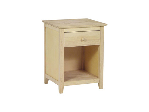 Thomasville Nightstand With 1 Drawer