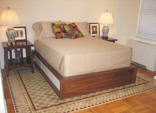Custom - Bedroom Storage Bed