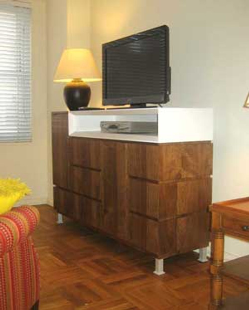 Custom - Bedroom Console Chest