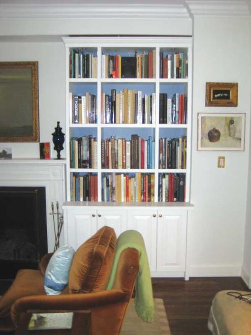 Merveilleux ... Custom   Built In Bookshelf Wall Unit