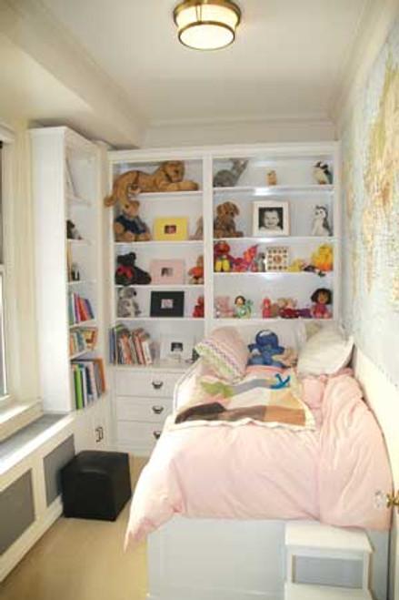 CUSTOM - Small Manhattan bedroom