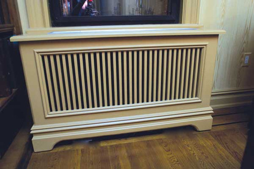 CUSTOM - Radiator Cover / TV Console