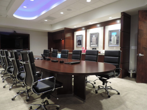 CUSTOM - Office and Conference Room