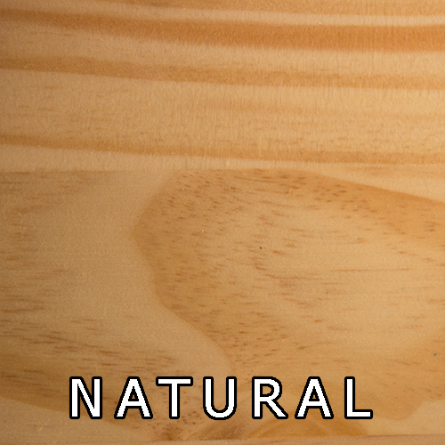 Natural - Lacquer Only