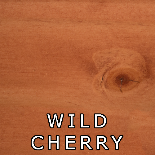 Wild Cherry - Stain