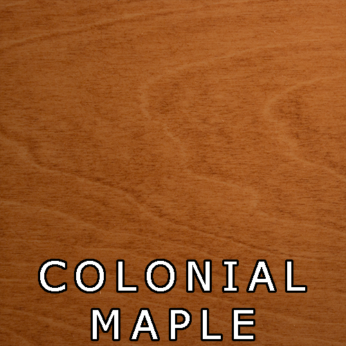 Colonial Maple - Stain