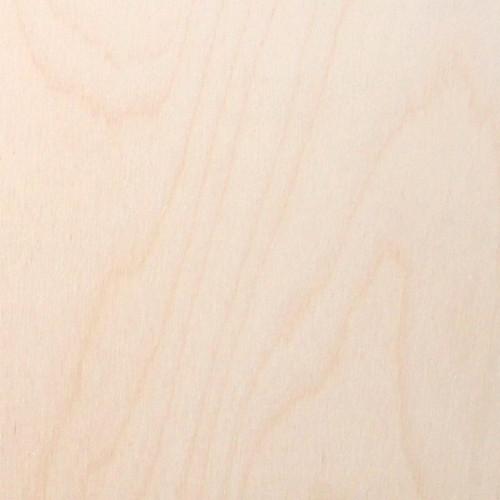 Birch Wood - Unfinished Raw