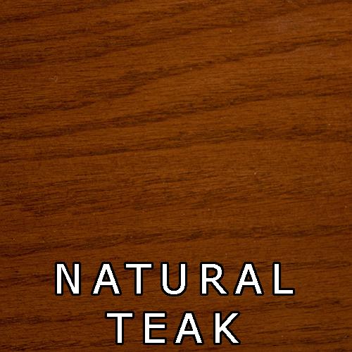 Natural Teak- Stain