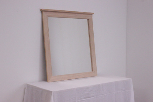 CLEARANCE - Shaker Mirror