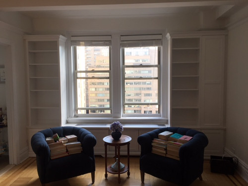 Custom - Built-In Radiator Cover and Wall Unit