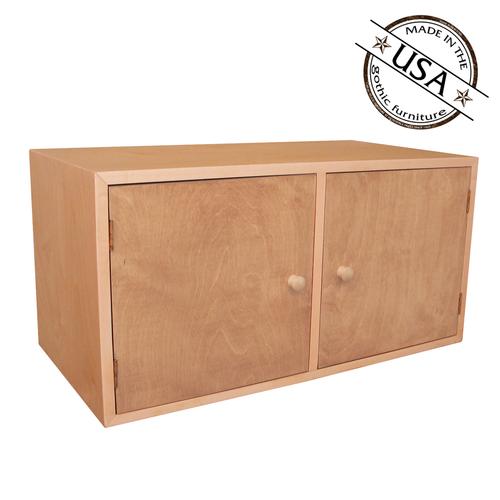 Double Modular Cabinet Cube 15 x 30 x 15
