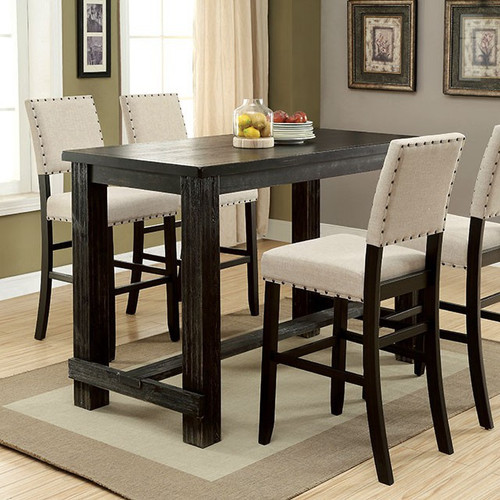 Sania 30 x 60 x 36 | 5 Piece Dining Set