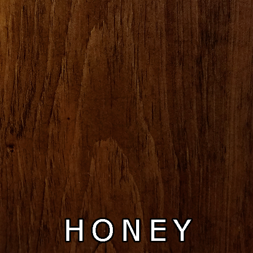 Honey Finish - Stain
