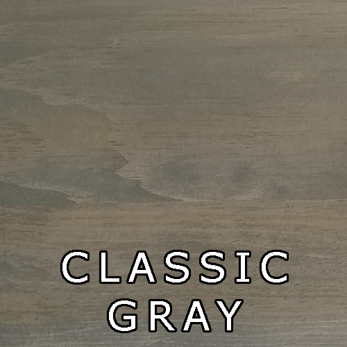 Classic Gray - Stain