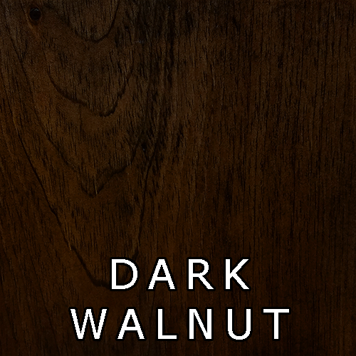 Dark Walnut - Stain