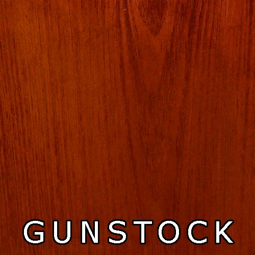 Gun Stock - Stain