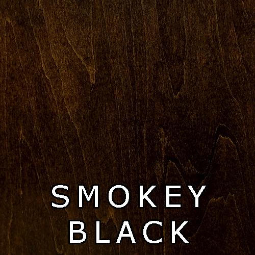Smokey Black- Stain